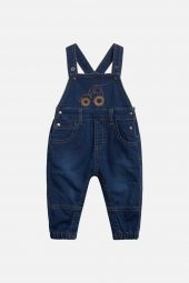 Hust&Claire - Overall Mads, denim