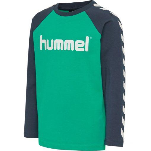 Hummel - Genser, deep green