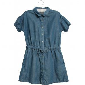 Wheat - Kjole Tiana, jeans blue