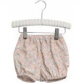 Wheat - Shorts Pleats, rose flowers