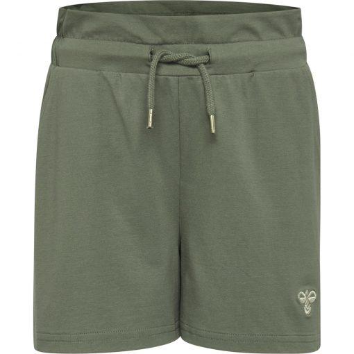 Hummel - Shorts Arlinda, army