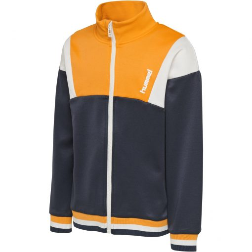 Hummel - Jakke Tiger, marine/orange