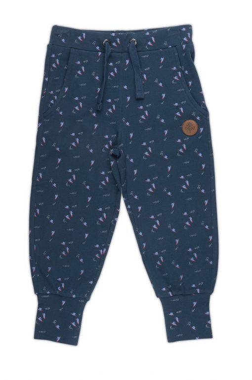Gullkorn - Vilvette bukse, Dyp blå