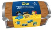 Tinti - Skattekisten, 6 deler