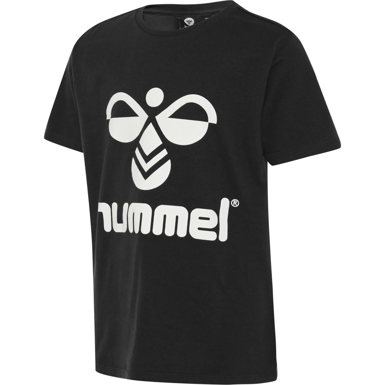 Hummel - T-shirt Tres, svart