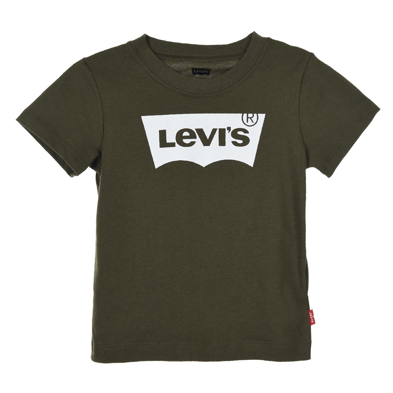 Levis - T-shirt m/logo grønn