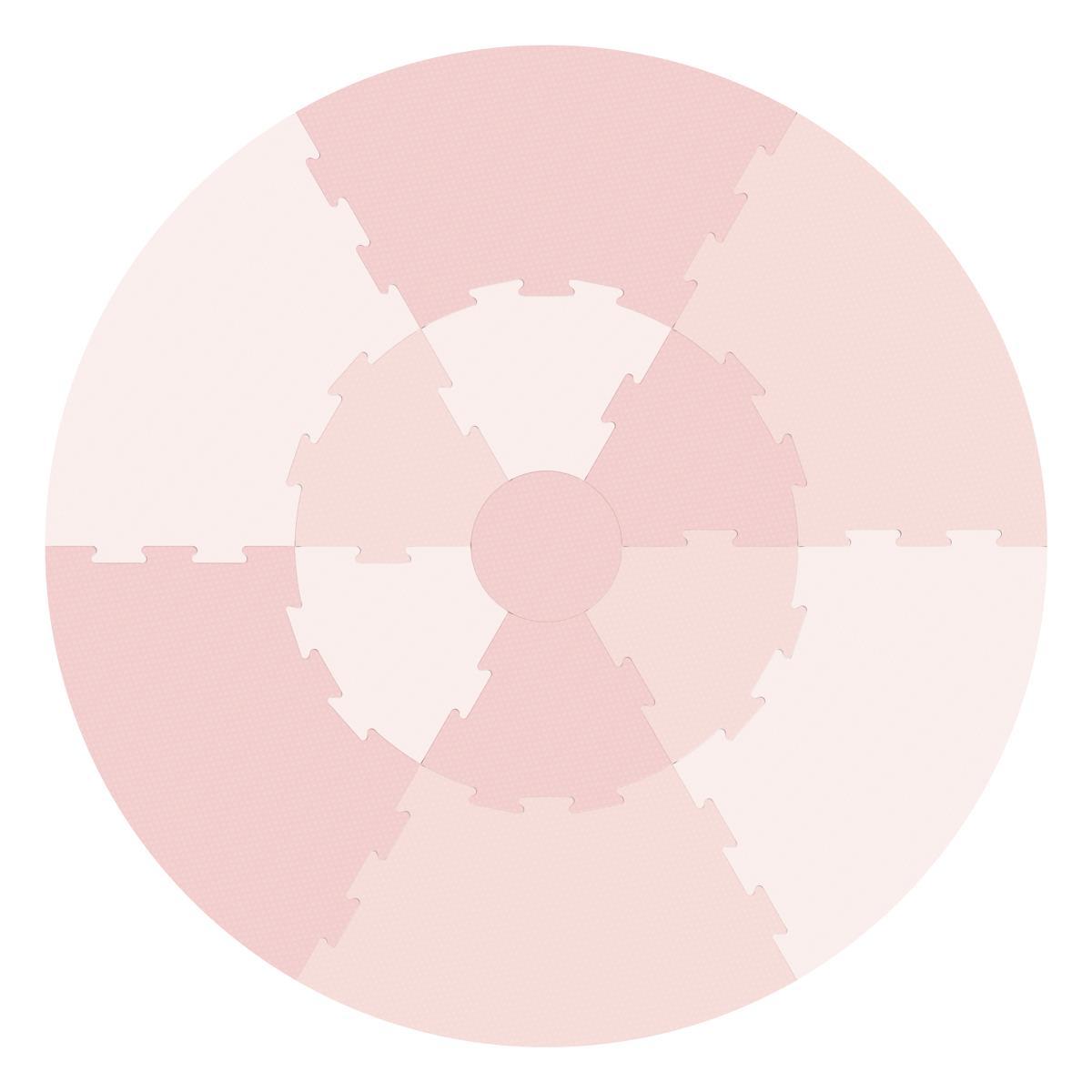 Sebra - Lekematte , dusty pink