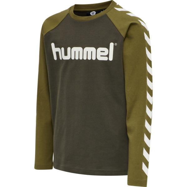 Hummel - Boys genser, black olive