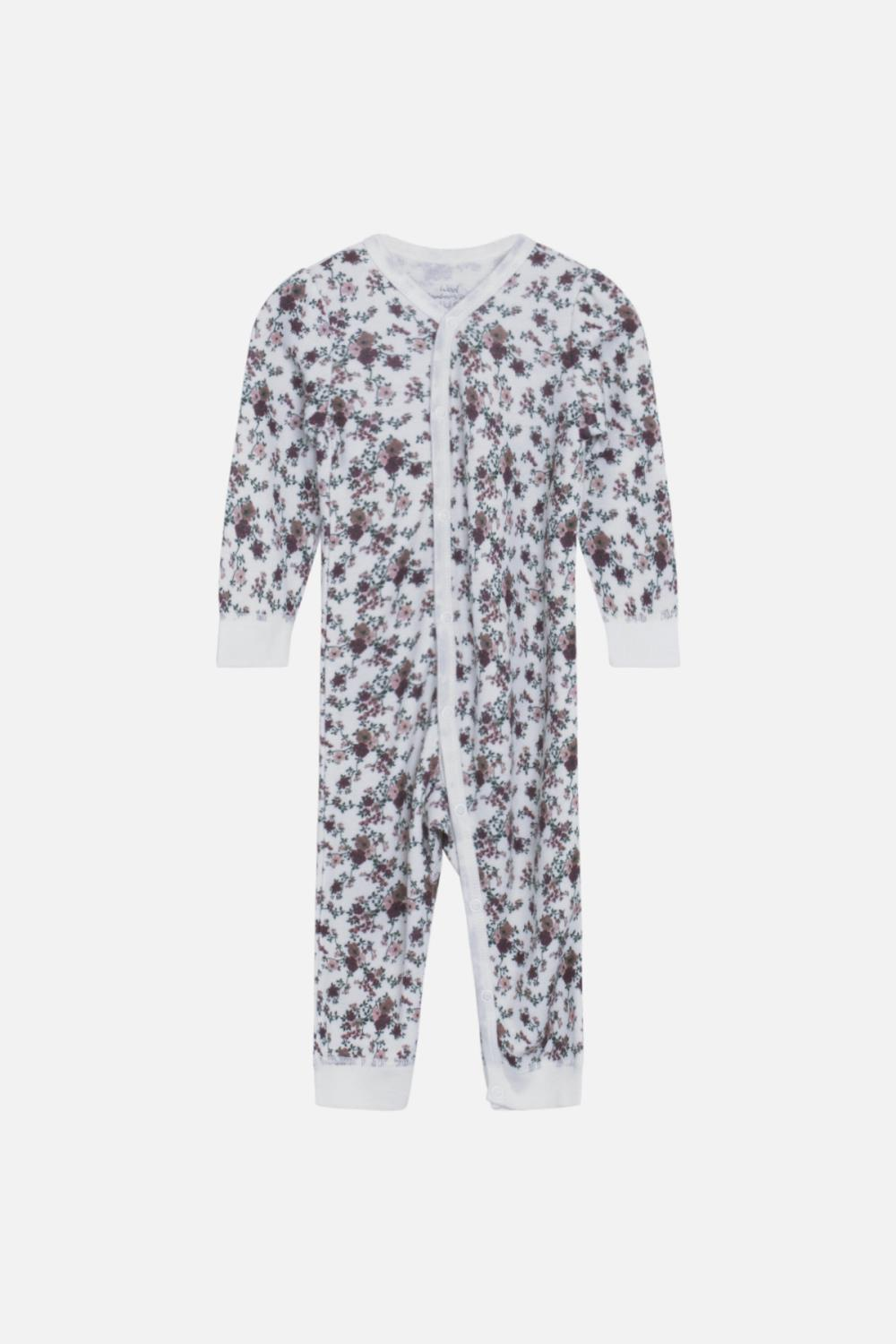 Hust and Claire - Heldress Malai ull/bambus, offwhite