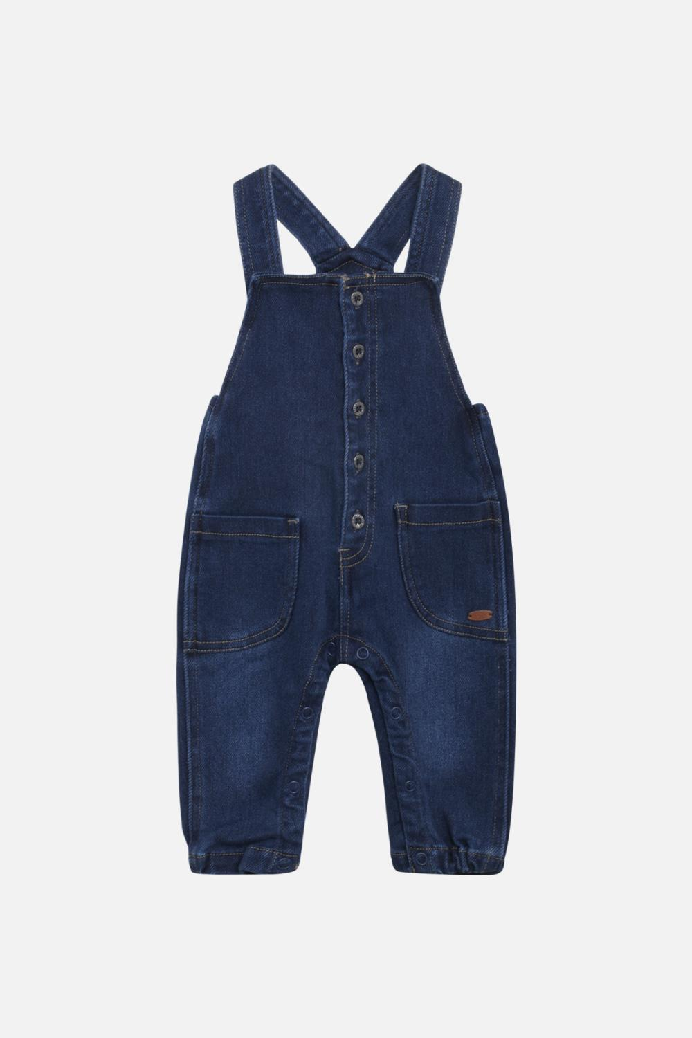 Hust and Claire - Overall Mads, denim blue