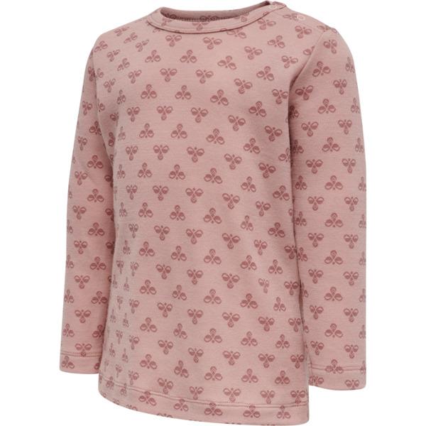 Hummel - Vilmo T-shirt, misty rose
