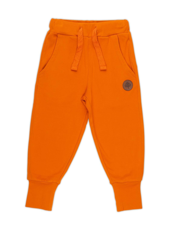 Gullkorn - Villvette Bukse Brent Orange