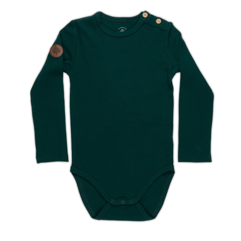 Gullkorn - Villvette Body Dyp Grønn