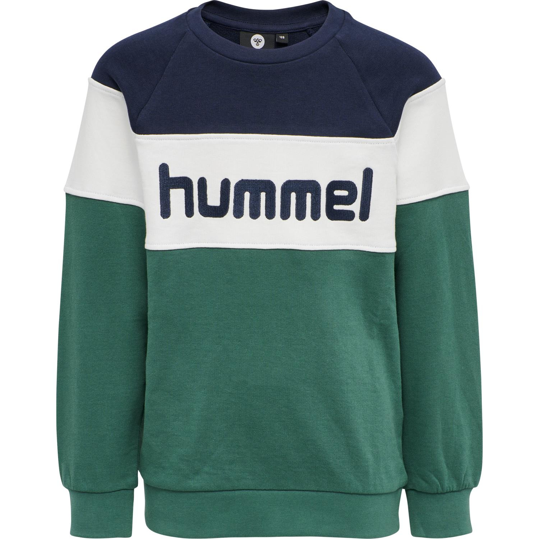 Hummel - Genser Claes, mallard green