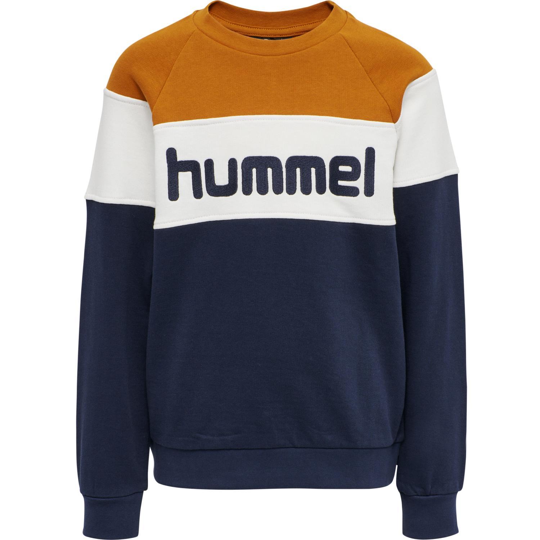 Hummel - Genser Claes, pumpkin spice