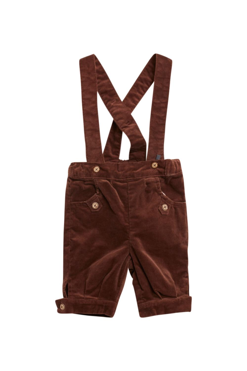 Hust and Claire - Shorts Hanibal, chestnut