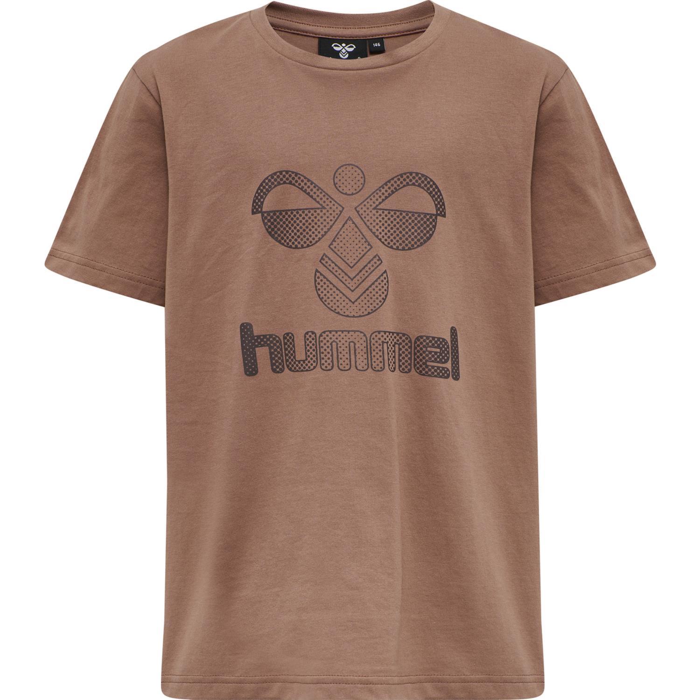 Hummel - T- shirt Drei, acorn