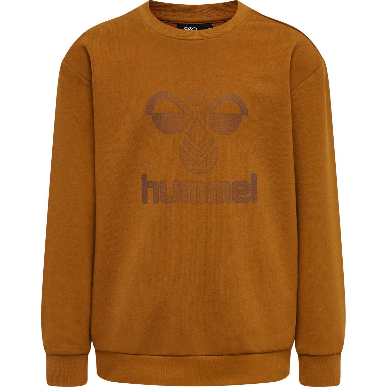 Hummel - Genser m/hummel logo, caramel cafe