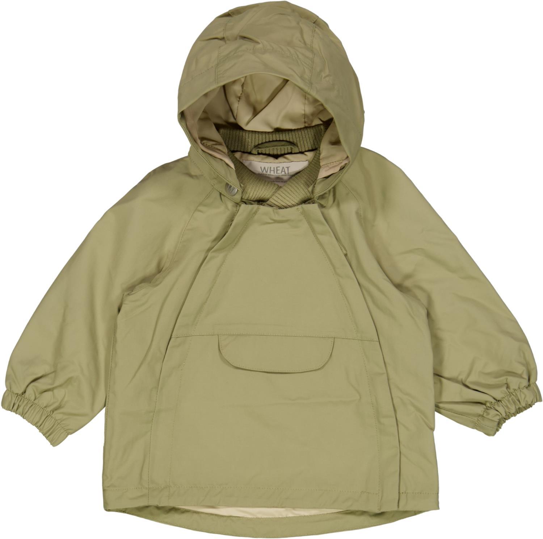 Wheat Outerwear - Jacket Sveo Tech F2 4119 dusty green
