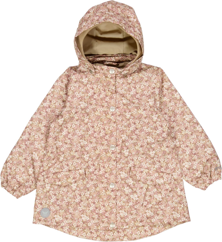 Wheat Outerwear - Jacket Ada Tech F2 2475 rose flowers