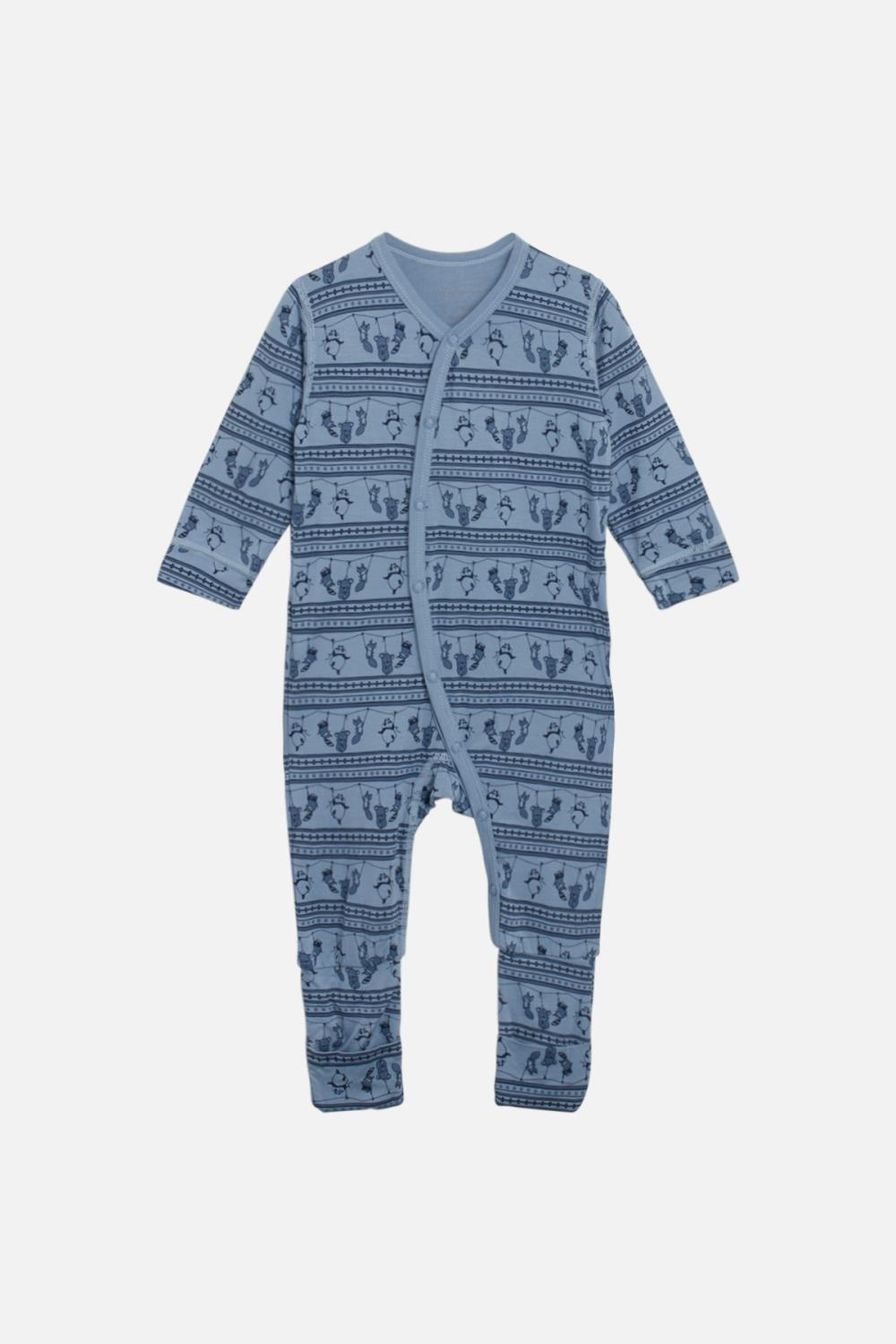 Hust and Claire - Mulle - Nightwear, Blue ash