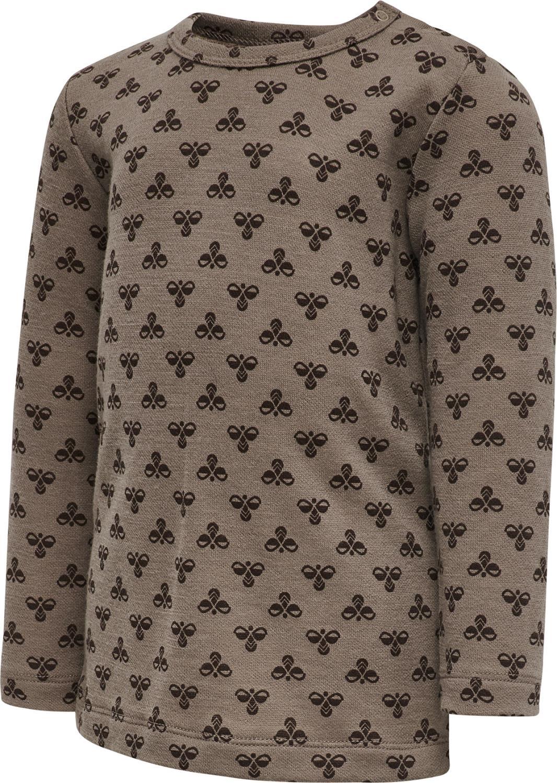 Hummel - Vilmo T-shirt, pine brown