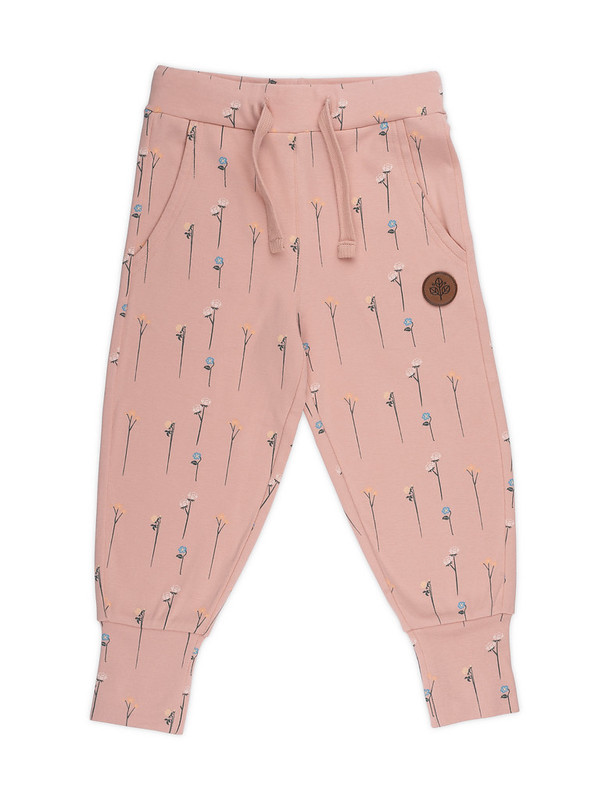 Gullkorn - Villvette Bukse, soft rosa