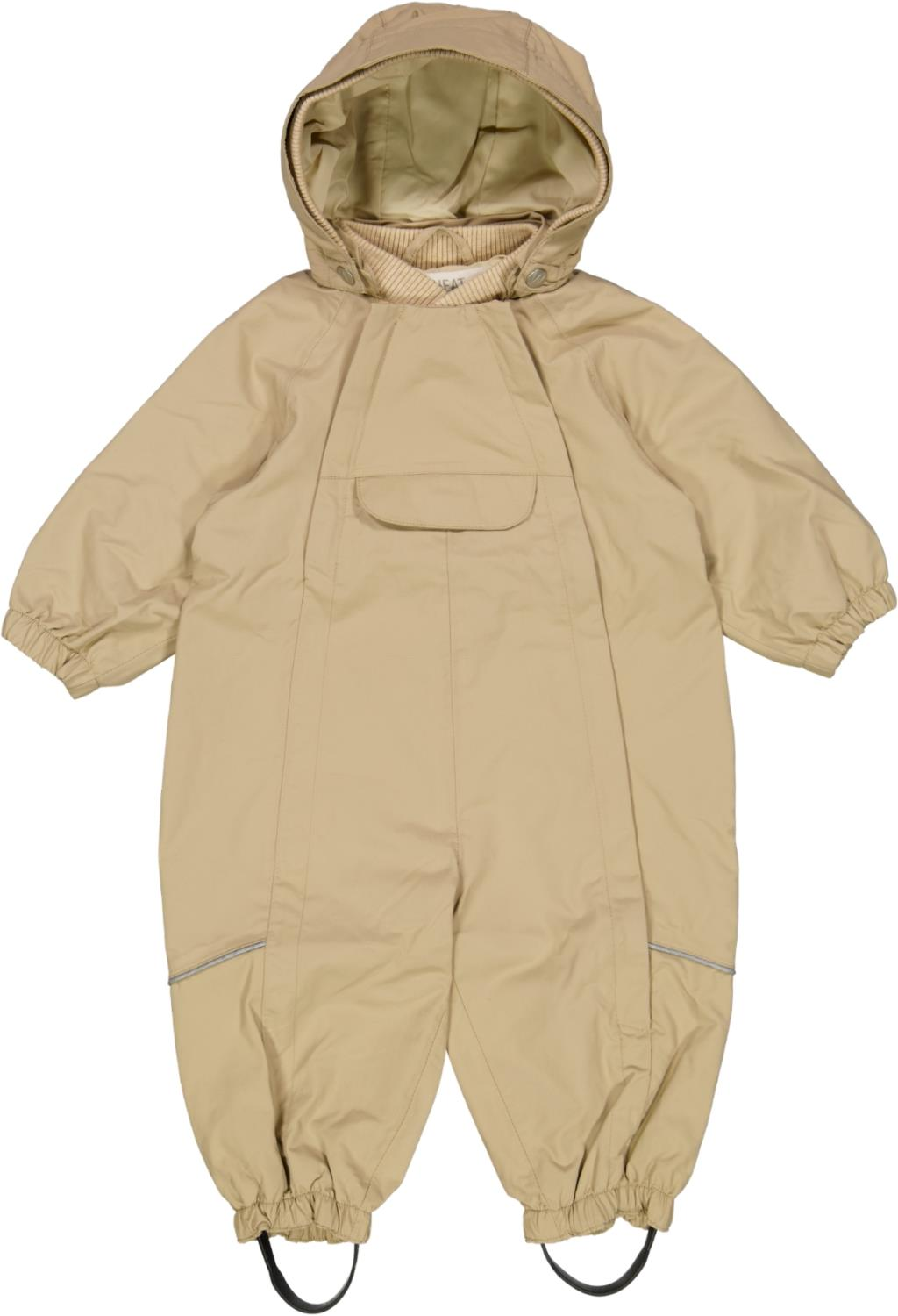 Wheat Outerwear - Outdoor suit Olly Tech F2 3332 rocky sand