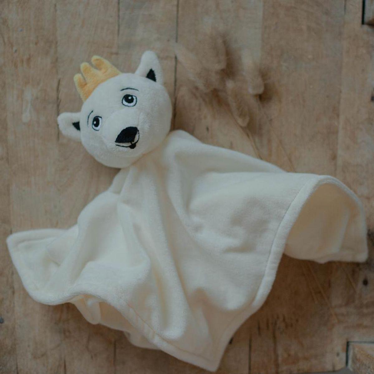 Baby Livia - Koseklut Friend, Isbjørnen Isak