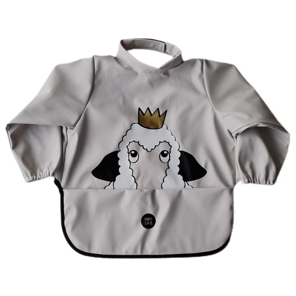 Baby Livia - Long Sleeve Sauen Sonja, grå