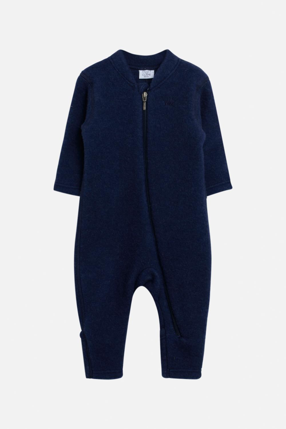 Hust and Claire - AW 20 Heldress Merlini merinoull, blues