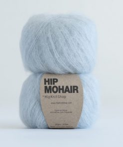 Hip mohair Hey foxy grey