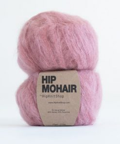 Hip mohair I´m blushing