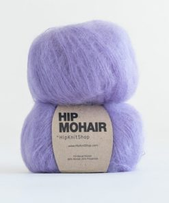 Hip mohair Perfect purple