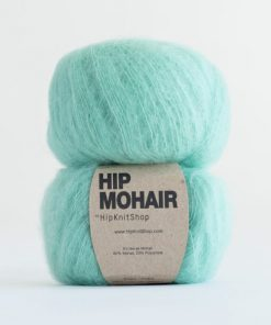 Hip mohair Tropical island