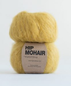 Hip mohair Honey dream