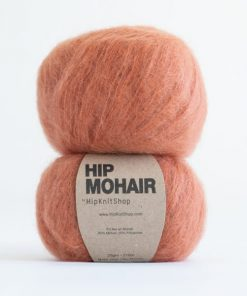Hip mohair More marmelade