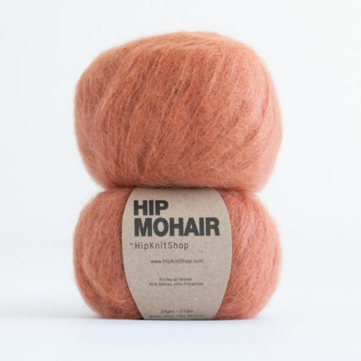 Hip mohair More marmelade