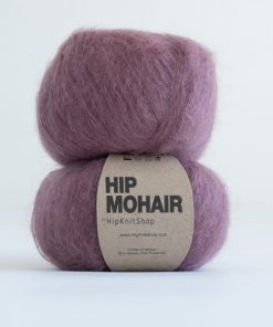 Hip mohair Grape kiss