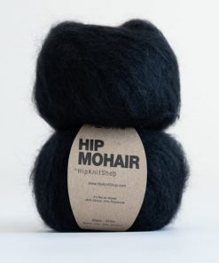Hip mohair Black is back