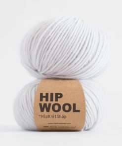 Hip wool Smokey grey