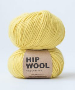 Hip wool Yummy honey yellow