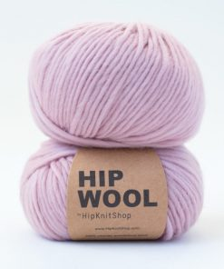 Hip Wool Pale lilac