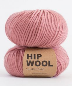 Hip wool I´m blushing