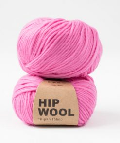 Hip Wool Hubba bubba pink