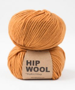Hip Wool Sweet caramel brown