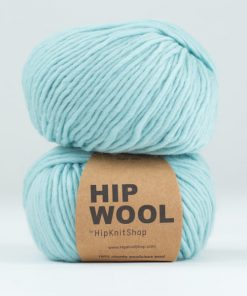 Hip Wool Pale blue