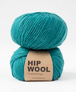 Hip Wool Magic forest grønn