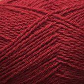 Hverdagsuld 14 Rød