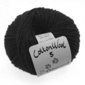 Cottonwool5 599 Black